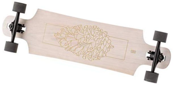 Landyachtz Drop Hammer White Oak 2019 Longboard