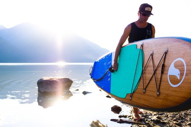 Sea Lion SUP boards sustainability