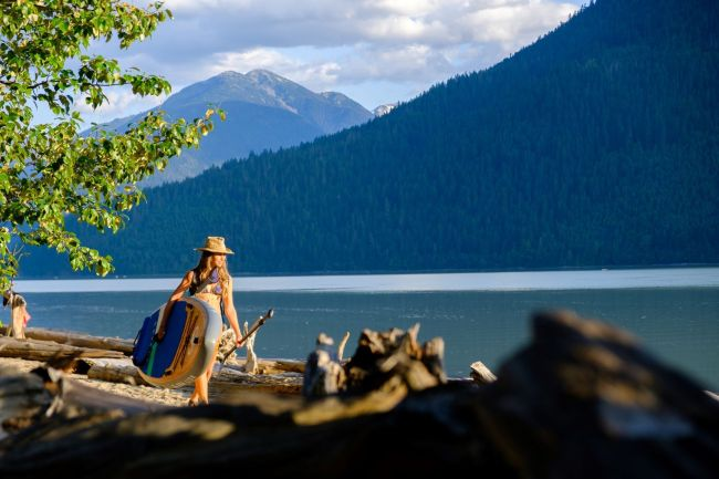SEA LION paddleboards British Columbia