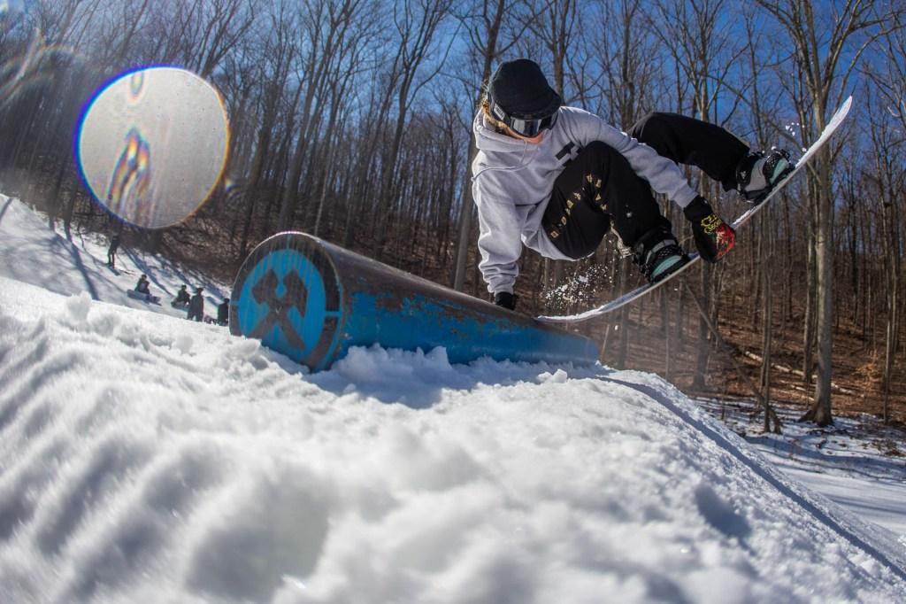 Beyond the Boundaries Women's Snowboard Camp