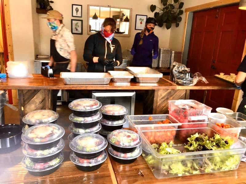 Sierra Relief Kitchen
