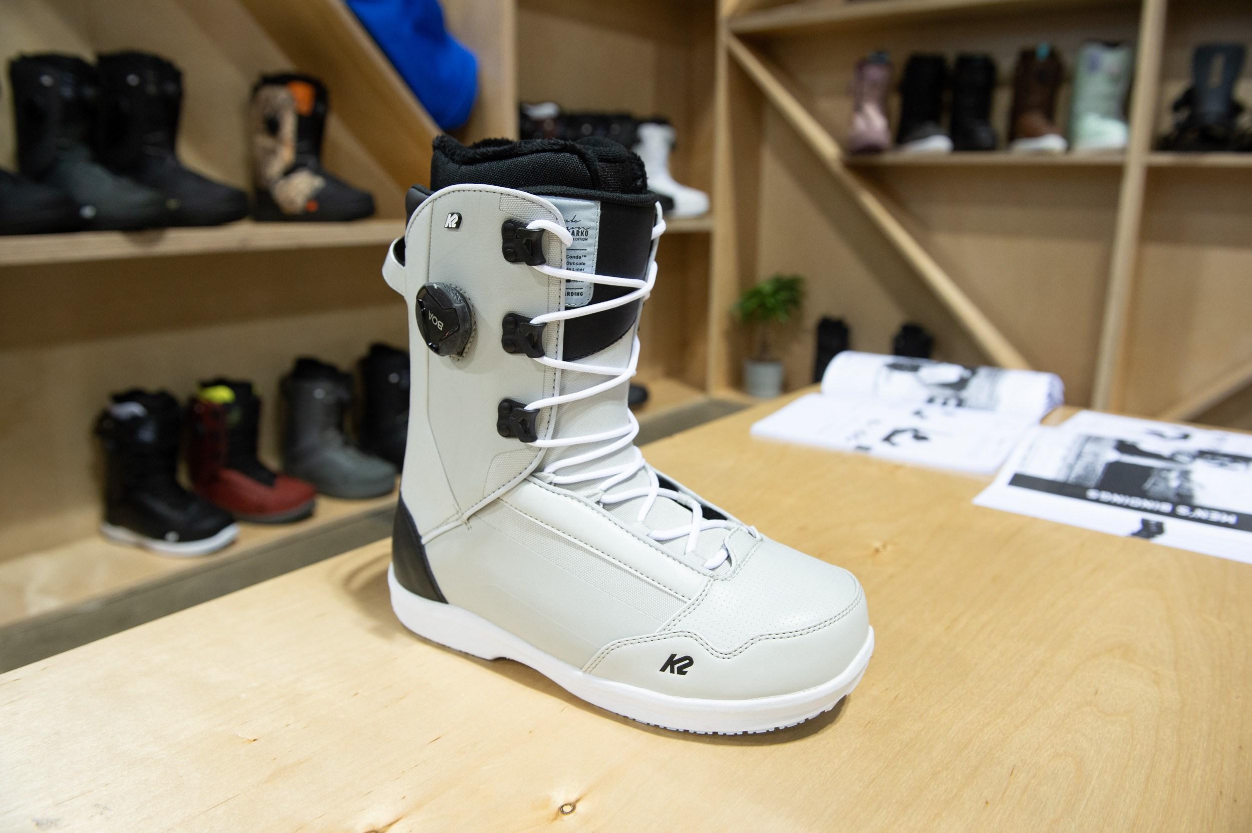Mark Wilson k2 boot