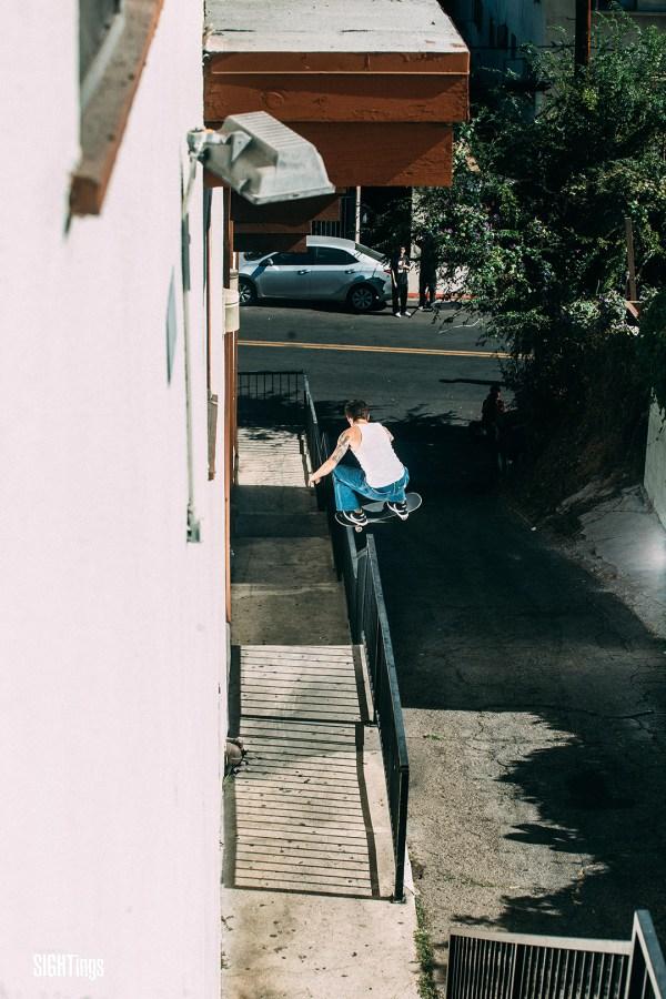 Taylor Caruso, Ollie. Los Angeles, CA.