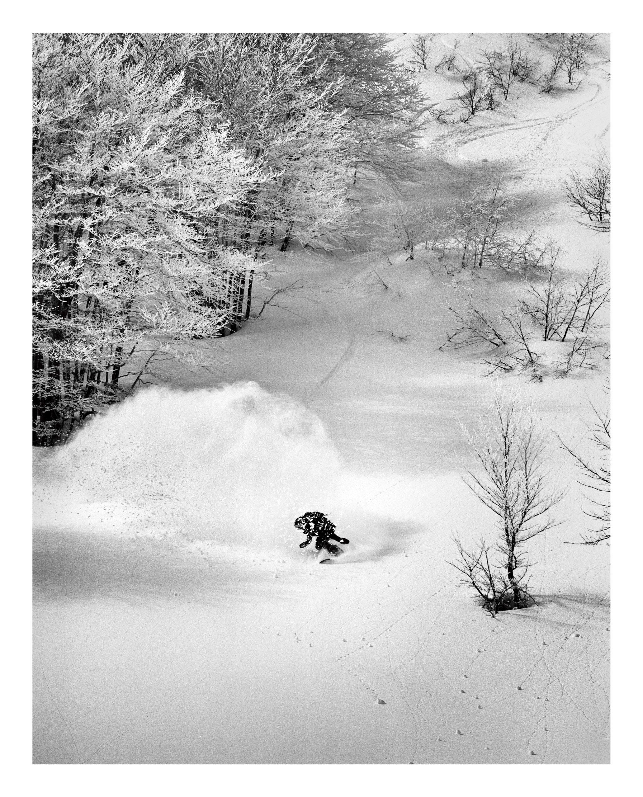 Victor Daviet Jerome Tanon Nils Mindnich snowboard
