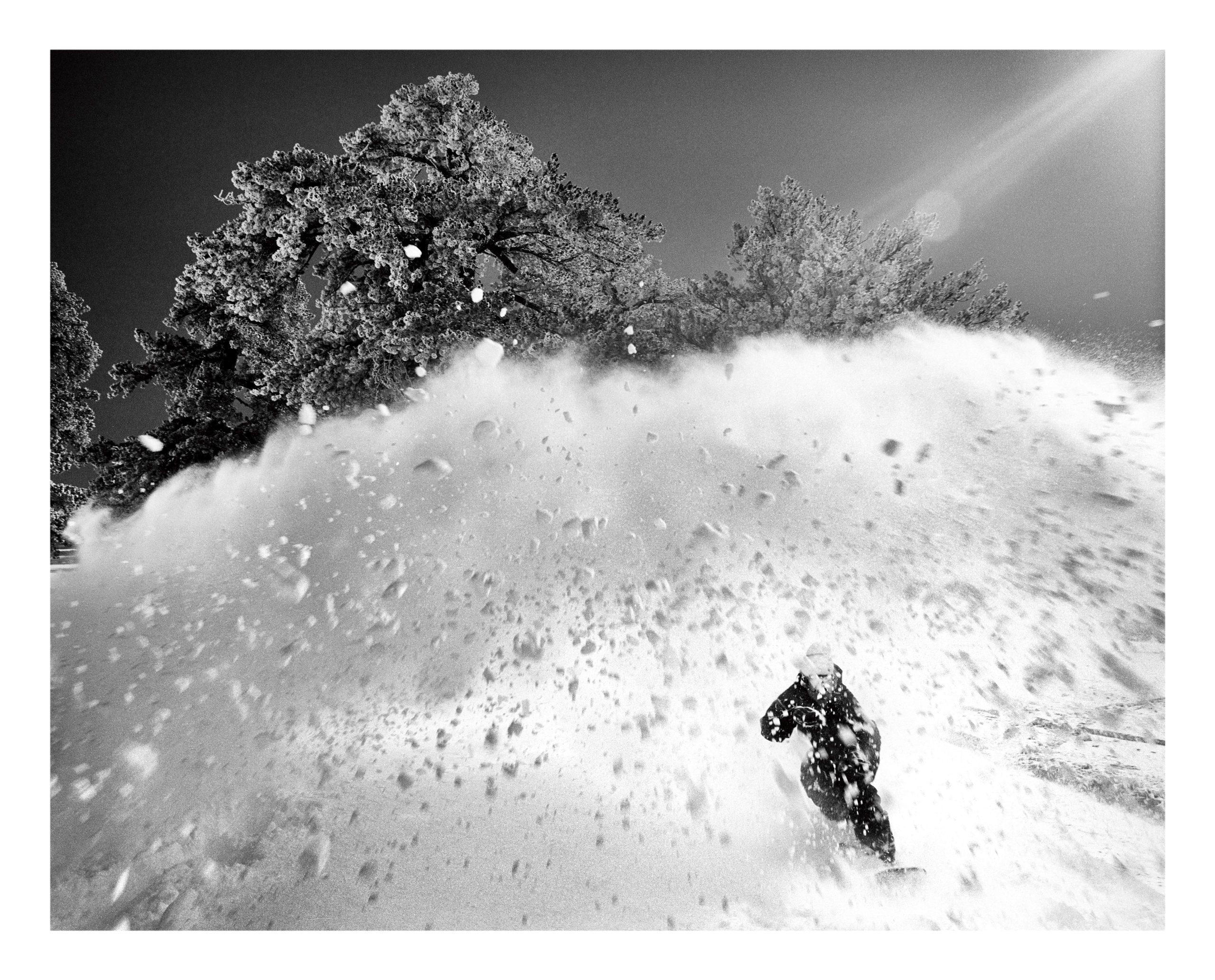 Niels Schack Victor Daviet Jerome Tanon Nils Mindnich snowboard