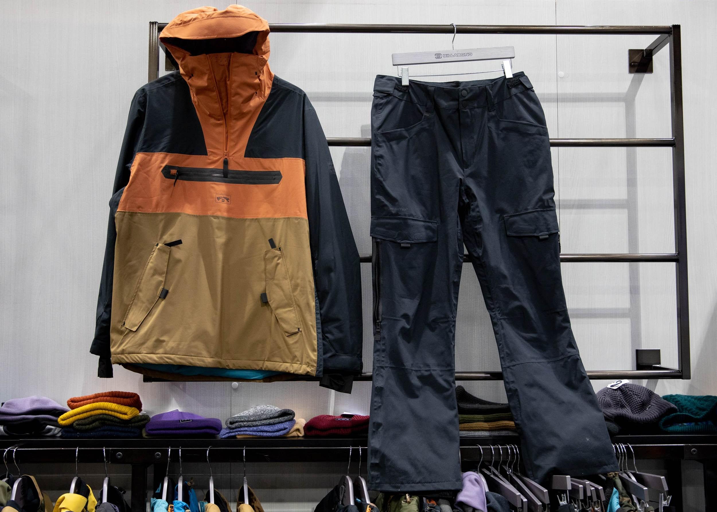 Billabong 2020 Winter Outerwear preview