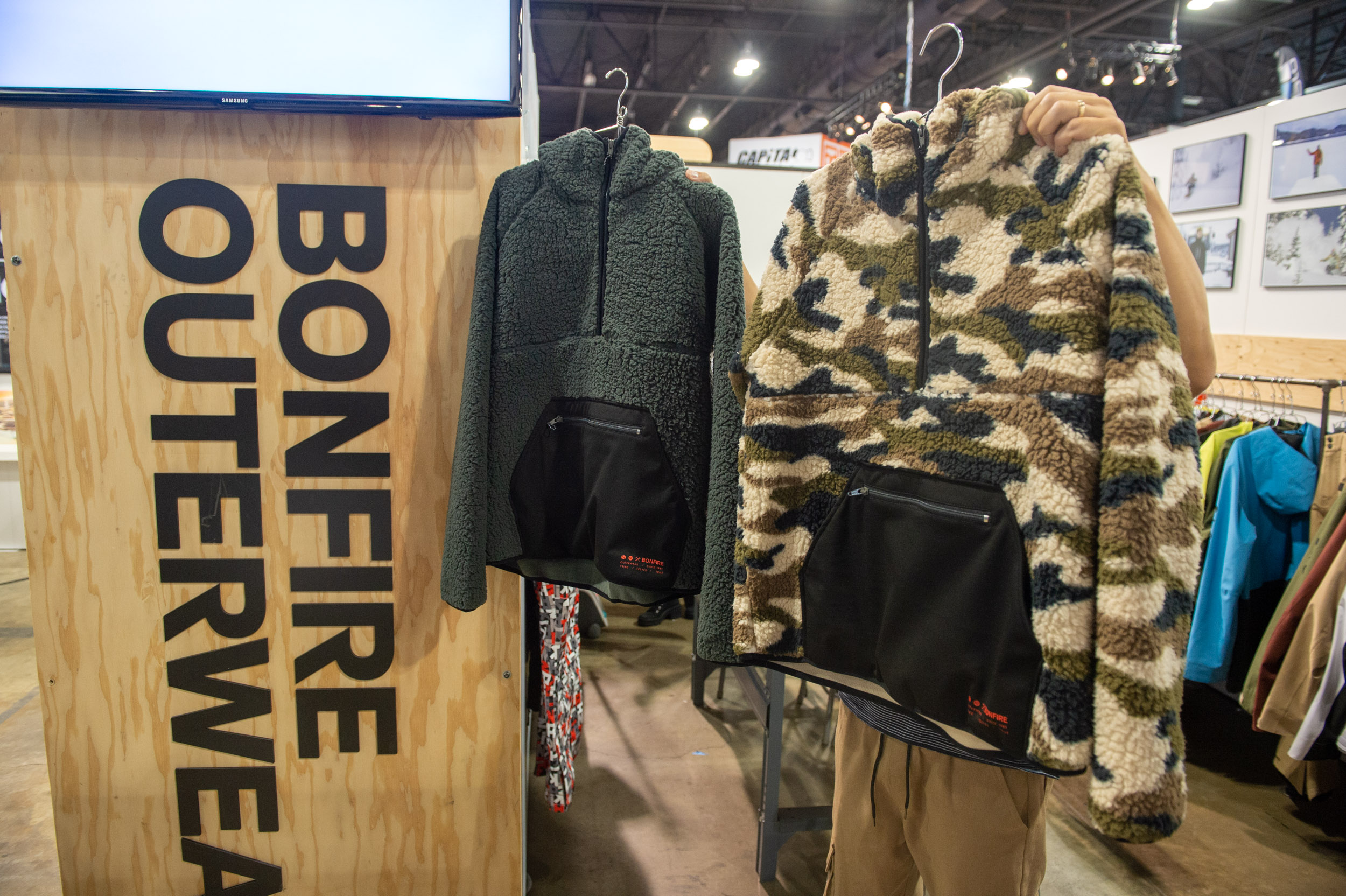 Bonfire Outerwear Product Preview