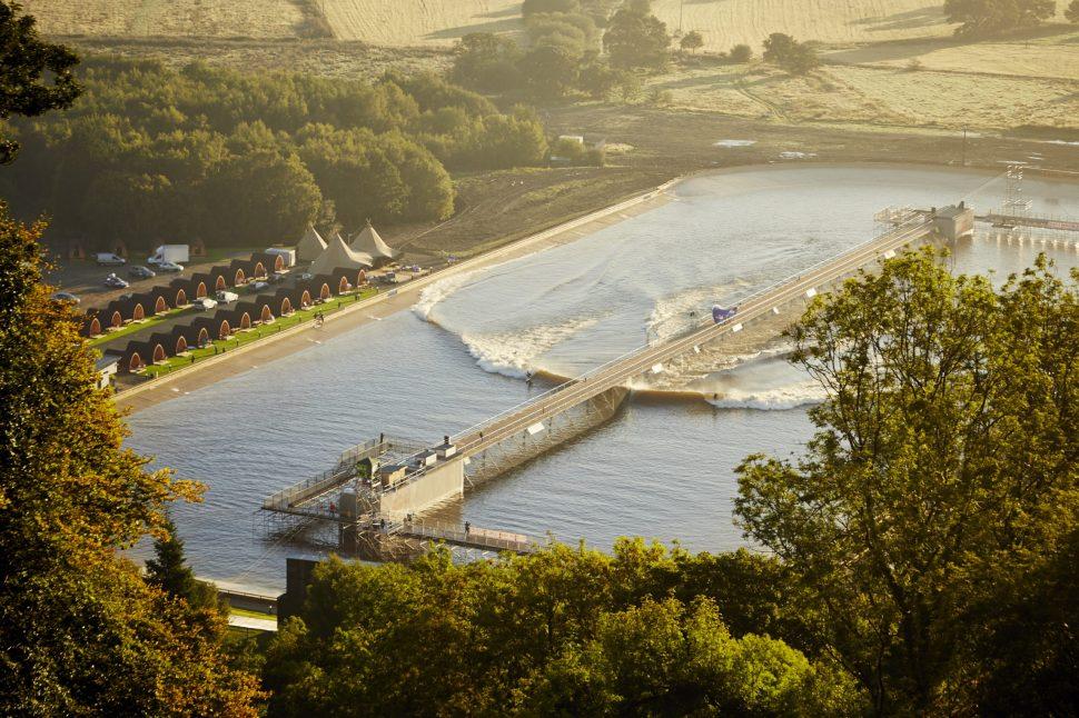 Surf Snowdonia Surf Park Sustainability