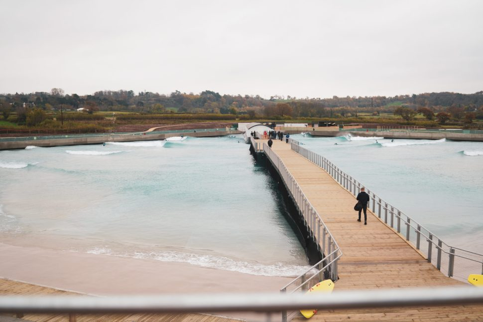 The Wave Bristol wave pool sustainability