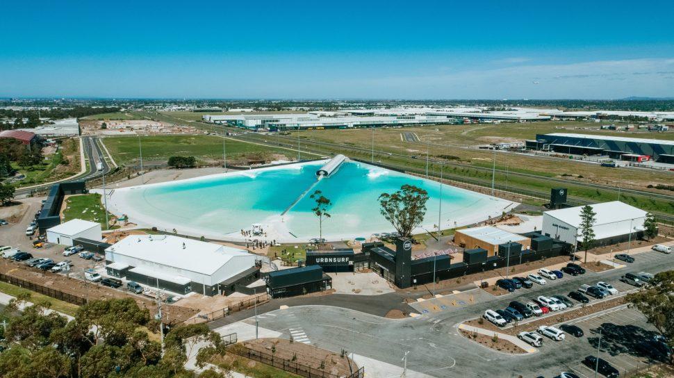 URBNSURF Wave Pool Sustainability