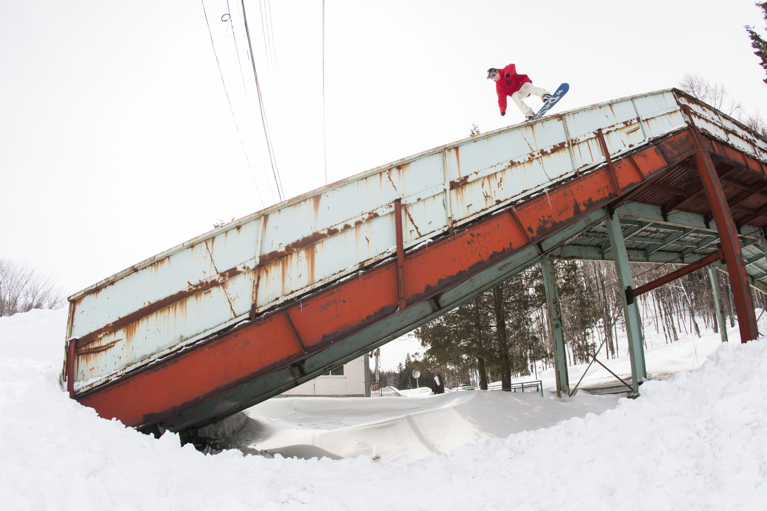 Chris Larson snowboarder