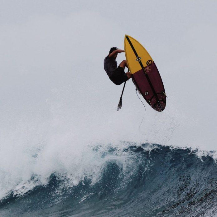 Dave Boehne – Shaper, Surfer, Stylemaster