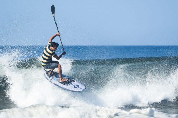 Dave Boehne Infinity SUP surf