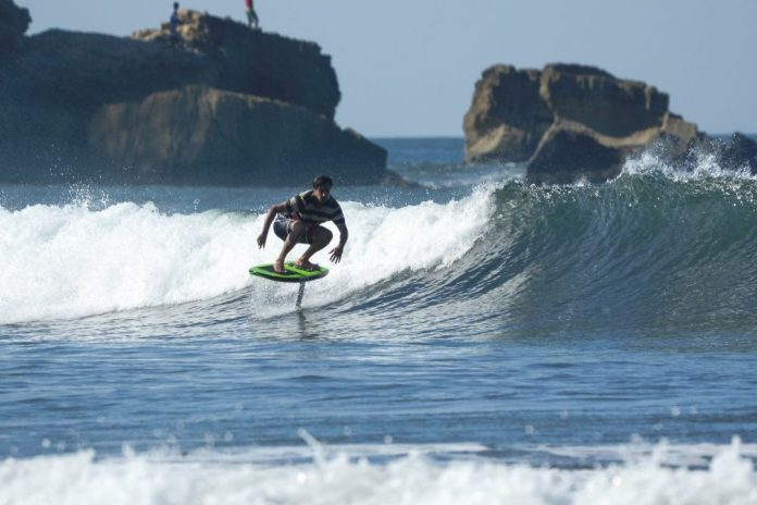 Dave Boehne Surf Foil Infinity Surf SUP
