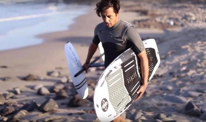 Dave Boehne Infinity Foil Surf SUP O'Neill apparel