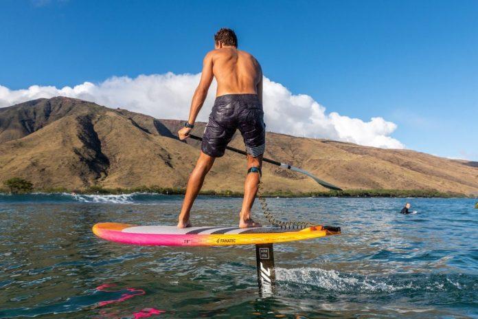 Fanatic Bee Arthur Arutkin foil surf