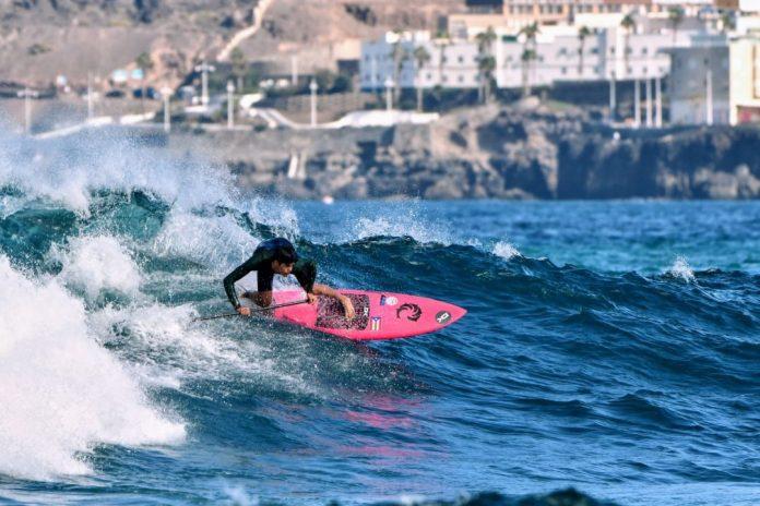 Max Torres APP World Tour Gran Canaria