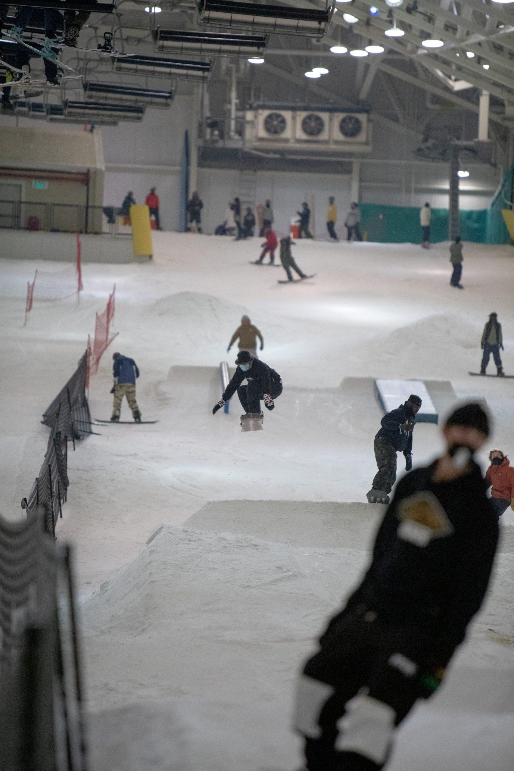 Big Snow American Dream Snowboarding