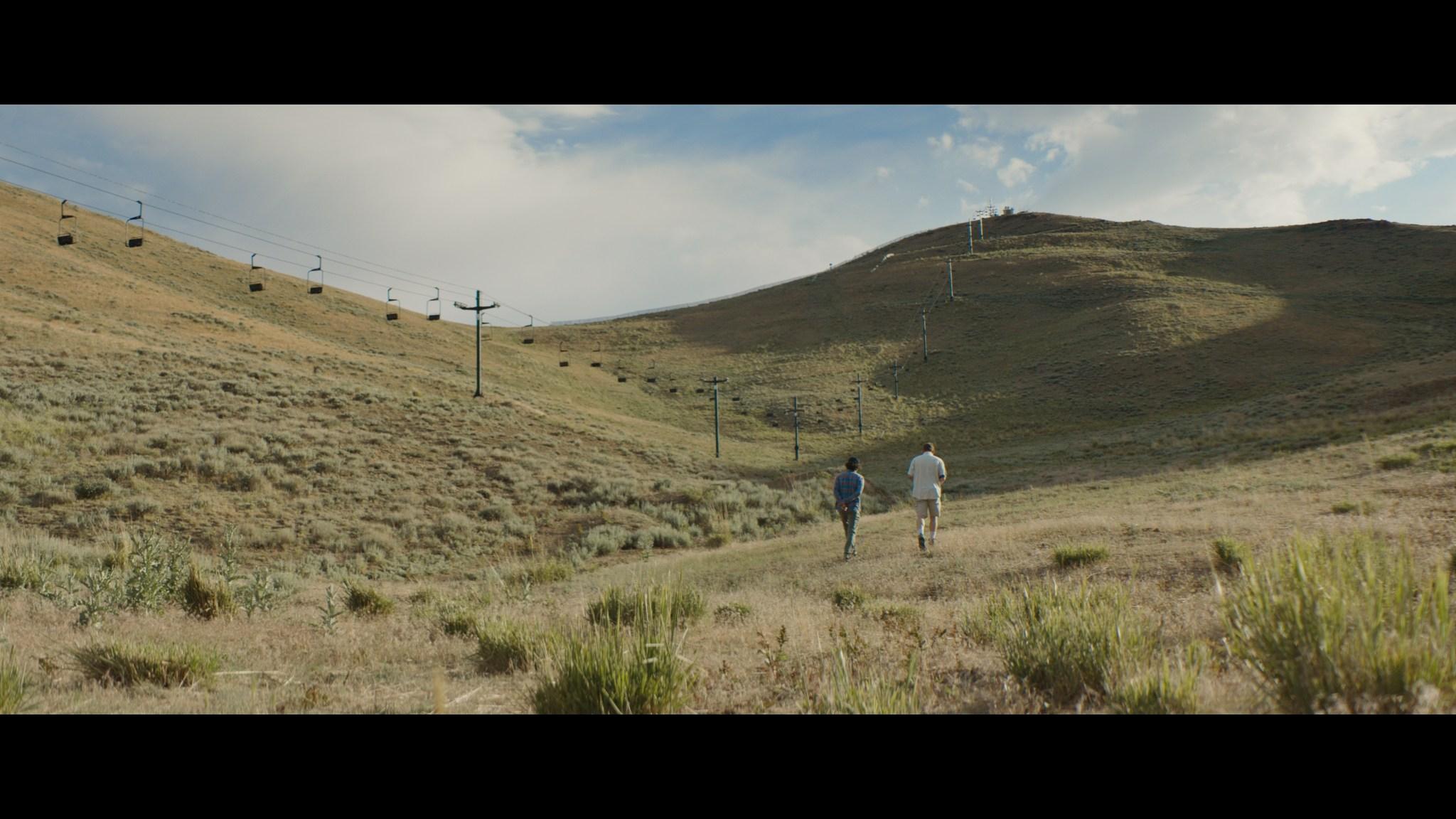 Jeremy Jones Purple Mountains climate action film