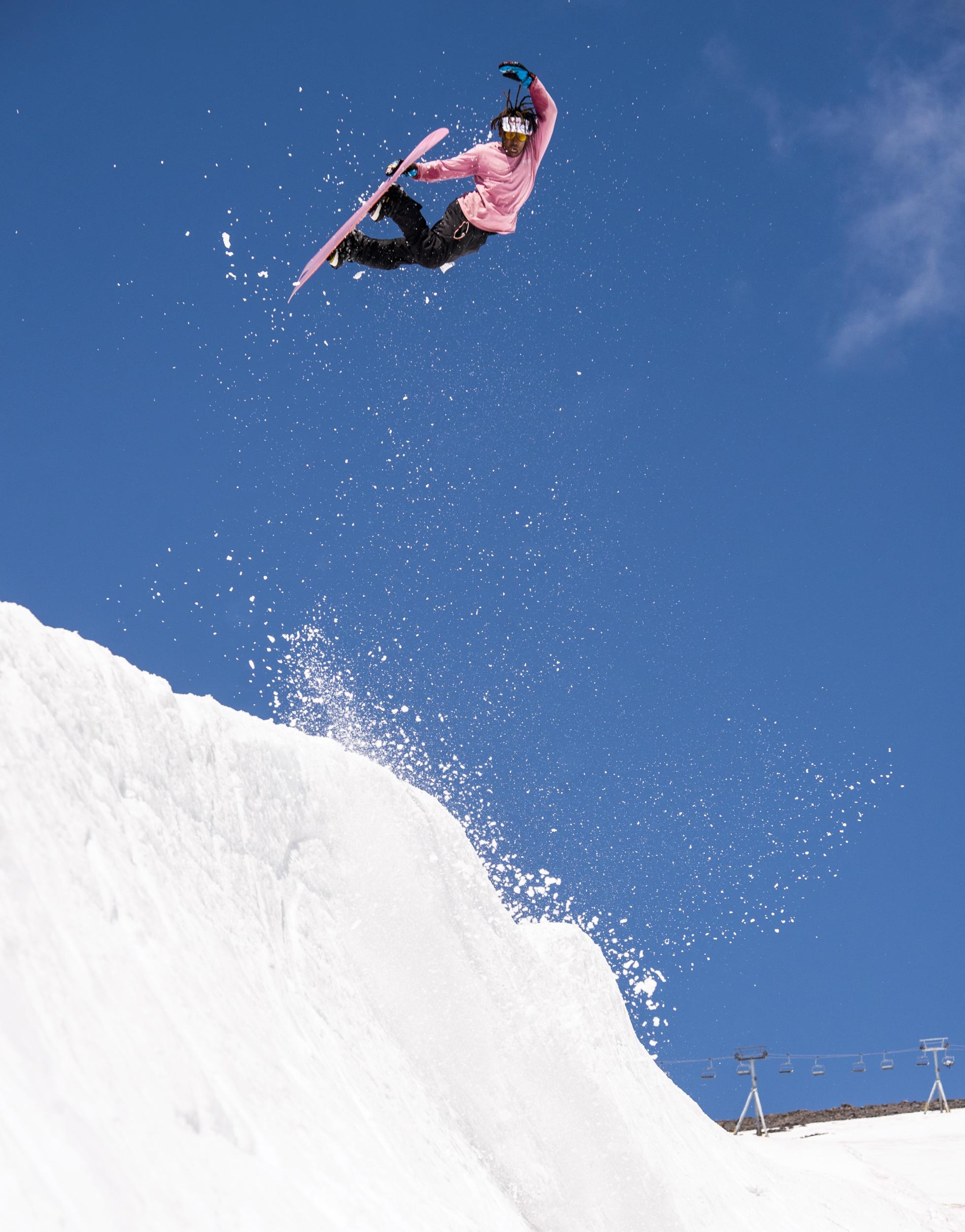 zeb powell interview snowboarder