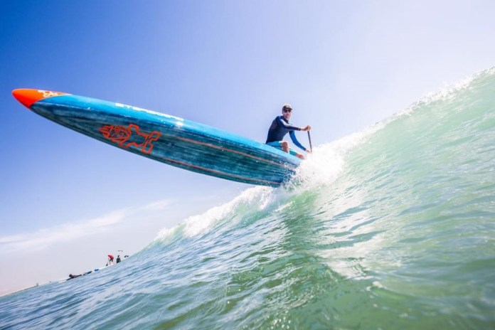Connor Baxter PPGs Starboard