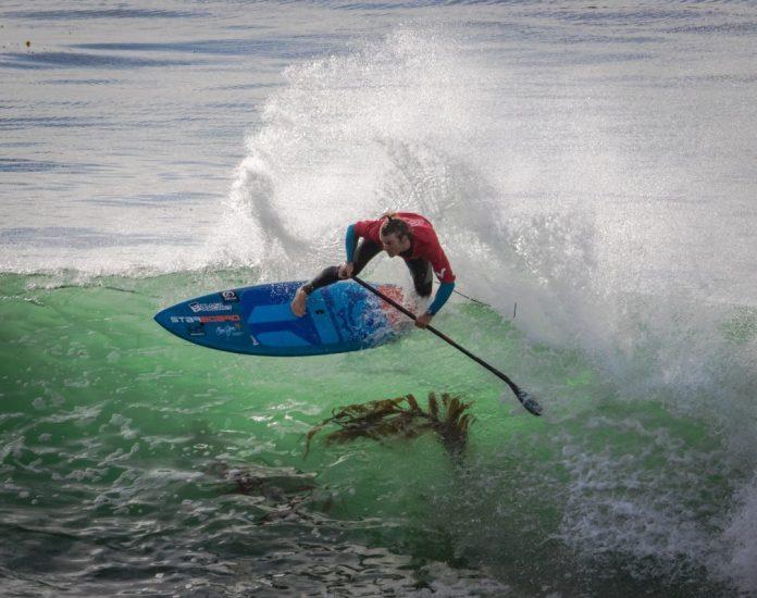 Zane Schweitzer Santa Cruz Paddlefest