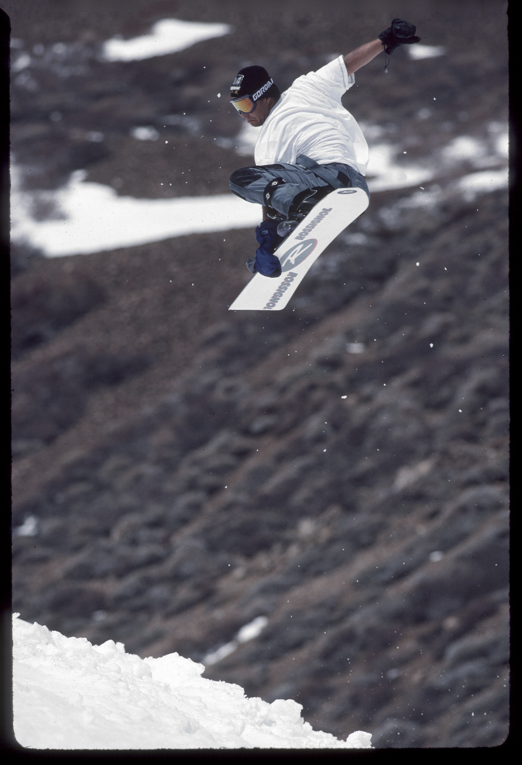 Elements photo gallery snowboarder