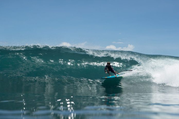 Zane Schweitzer Starboard SUP Nate Lawrence