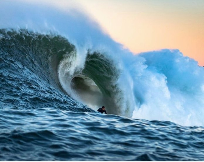 Mavericks Surf Awards Kai Lenny vanishing act