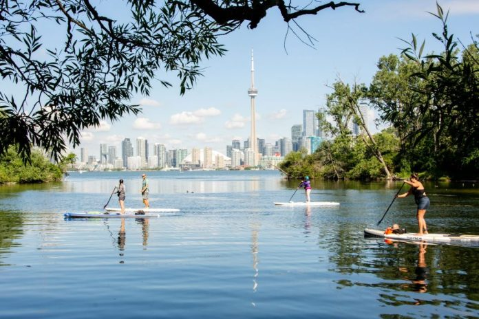 Shoreline A Greener Future Paddle against Plastics documentary film